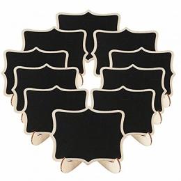 5 sztuk/partia koronki kształt drewniane mini tablica wiadomość boardFor dekoracje weselne tablice szkolne