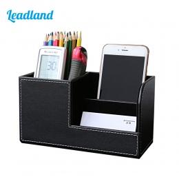 Wielofunkcyjny pojemnik z przegródkami na biurko długopis pojemnik na ołówki pudełko do przechowywania pojemnik na 16 kolorów