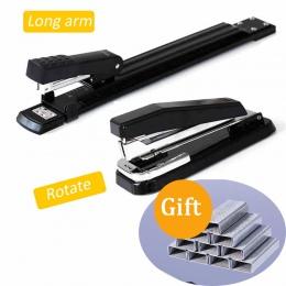 Długie/obróć ramię zszywacz metalowe specjalne A3/A4 MASZYNA DO SZYCIA odcinkowych wydłużenie zszywacz papieru do zszywania, biu