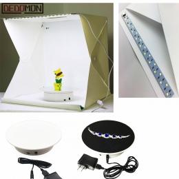 20 cm 360 stopni obrotowy gramofon elektryczny stojak na fotografii maksymalne obciążenie 1.5 kg wideo fotografowania rekwizyty