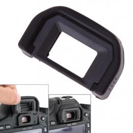 Czarny wizjer gumowe oczu kubek w celu uzyskania okular muszla oczna aparatu oczy łatka dla Canon EF 550D 500D 450D 1000D 400D 3