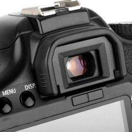 Najwyższej jakości śladu środowiskowego wizjer śladu środowiskowego gumy oko puchar okularu muszla oczna dla Canon 650D 600D 550