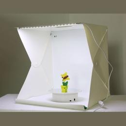 Mały duży rozmiar składany ulubionych fotografia fotografia Studio Softbox LED światło miękkie pudełko zdjęcie tło zestaw Light