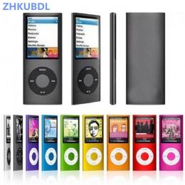 ZHKUBDL 1.8 cal mp3 odtwarzacz 16 GB 32 GB odtwarzania muzyki z radiem fm odtwarzacz wideo E-book odtwarzacz MP3 z wbudowanej pa