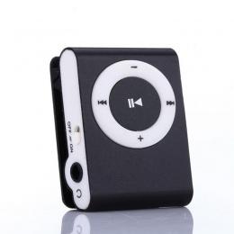 Przenośny MP3 odtwarzacz Mini klip MP3 odtwarzacz wodoodporny Sport Mp3 muzyki odtwarzacz odtwarzacz Mp3 z gniazdo TF Jack ładny