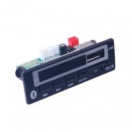 Bluetooth MP3 pokładzie dekoder MP3 czytnik kart MP3 moduł Bluetooth audio akcesoria z radiem FM