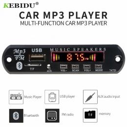 MP3 odtwarzacz pokładzie dekoder Radio FM TF USB 3.5mm AUX moduł odbiornik Bluetooth zestaw samochodowy Audio dla IPhone 8 XS Xi