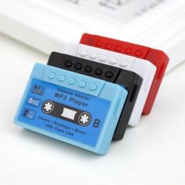 Gorący bubel prezent Mini Mp3 odtwarzacz przenośny odtwarzacz muzyki wsparcie 32G gniazda karty Micro TF (MP3 tylko) można używa