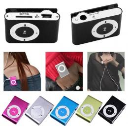 FGHGF sam znajdź najtańsze loty, albo USB metal mini klip mp3 sport odtwarzacz przenośny muzyka cyfrowy TF/gniazdo kart SD odtwa