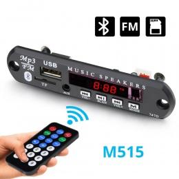 Bezprzewodowa Bluetooth 12 V MP3 WMA dekoder pokładzie moduł audio USB TF Radio do samochodu akcesoria Bluetooth dekoder dźwięku