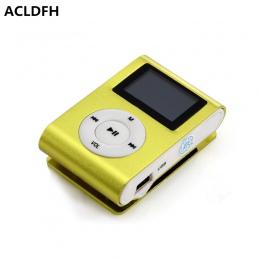 ACLDFH MP3 odtwarzacz MP 3 mini odtwarzacz ekran lcd główna» muzyka i dźwięk» klip muzyczny odtwarzacz sportowe dla dzieci led m