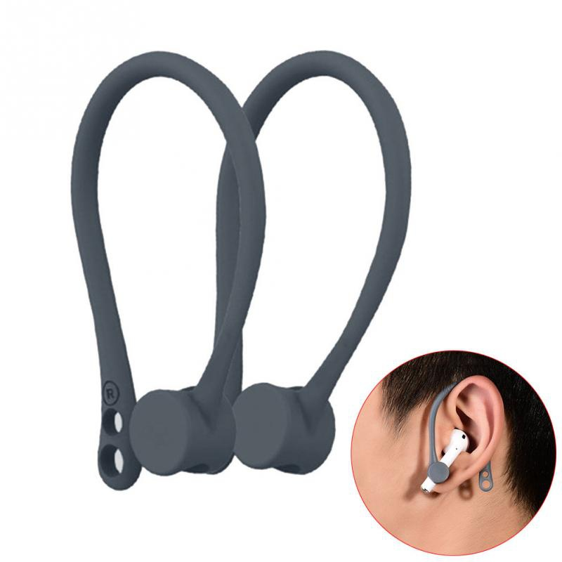 Silikonowe ochronki na uszy do słuchawek uchwyt