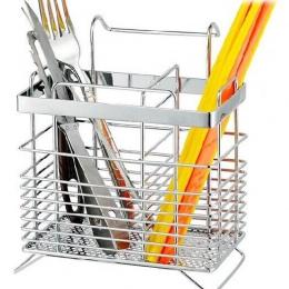 Ze stali nierdzewnej wiszące pałeczki klatka wysokiej jakości wzmocniony dostaw z kuchni do przechowywania sztućców narzędzie pl