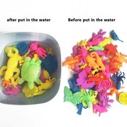 10 pc najlepsze magiczne hydrożel na morze zwierzęta dinozaur dzikich zwierząt wody w kształcie koraliki Dragon Ball rosnące wod