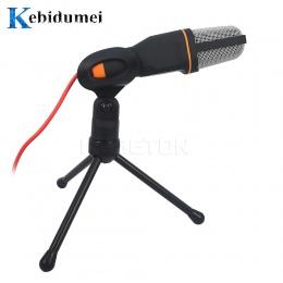 Kebidumei gorąca sprzedaży wysokiej jakości Mikrofon ręczny dźwięku mikrofon studyjny mikrofonem do komputera czat PC Laptop Sky