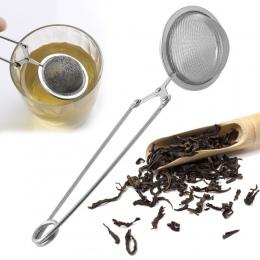 2 styl czajnik do herbaty ze stali nierdzewnej sitko do herbaty w kształcie kulki zaparzacz sitkowy do herbaty filtr wielokrotne