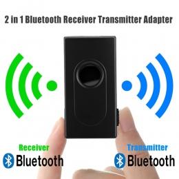 Bluetooth V4 nadajnik-odbiornik bezprzewodowy A2DP Stereo 3.5mm kabel AUX dla TV telefon PC Y1X2 MP3 MP4 TV PC