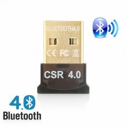 Bezprzewodowy adapter USB z bluetooth 4.0 wtyczka Bluetooth muzyka dźwięk odbiornik adapter nadajnik bluetooth do komputera PC L
