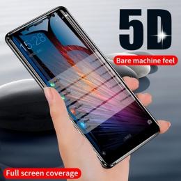 ZNP 5D ochraniacz ekranu szkło hartowane dla Xiaomi Redmi uwaga 5 5A 7 Redmi 4X 5A 6A szkło ochronne dla Redmi 5 Plus 6 Pro Film