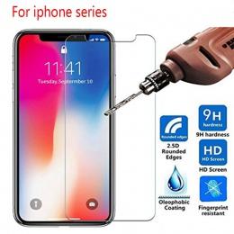 9 H HD szkło hartowane dla iphone X XS Max XR 6 6 s 7 8 plus 5S 10 ekran protector szkło ochronne na iphone 7 8 6 Plus X 5 szkło