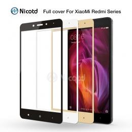 Pełna pokrywa szkło hartowane dla Xiaomi Redmi 4X 4A 3 s dla Redmi Note 5A prime 5 plus 3X uwaga 4 3 4X ochraniacz ekranu hartow