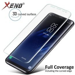 Na ekran do Samsung Galaxy S9 S8 Plus S7 krawędzi S10 plus osłona ekranu Samsung S9 S8 plus uwaga 9 8 S10 miękka pełna pokrywa