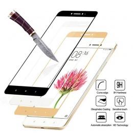 Pełna pokrywa szkło hartowane dla Xiaomi Redmi 4X5 Plus 6A 7 6 Redmi Note 5 Pro 7 6 4 K20 Pro Pocophone F1 7A folia ochronna na