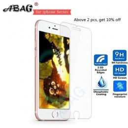 Szkło hartowane dla iPhone 6 6 S osłona ekranu dla iPhone 7 folia szklana plus dla iPhone 8 plus X XR XS 7 SE 5S solidną ochronę