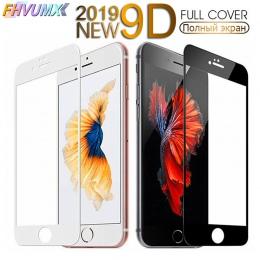 9D zakrzywione pełne etui do Edge szkło hartowane dla iPhone 7 8 Plus ekran szkło ochronne dla iPhone 7 8 6 6 S Plus przypadku