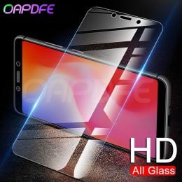 OAPDFE 9 H szkło hartowane dla dla Xiaomi Redmi 6A S2 6 Pro 5 Plus 5A 4X 4A uwaga 4 4X5 5A Pro folia ochronna na ekran