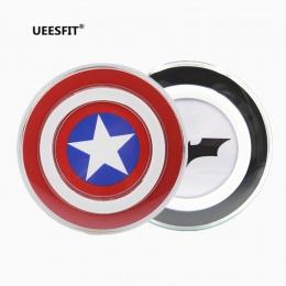 UEESFIT Avengers ładowarka ładowania Qi bezprzewodowy Pad dla iPhone X 8 8 Plus SAMSUNG S6 S7 S8 krawędzi NOTE5 Nexus 4/5 Lumia