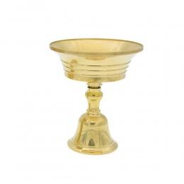 Wielu rozmiar ze stopu miedzi świecznik świecznik świecznik do kolekcjonowania strona wystrój domu Retro Craft trwała świecznik