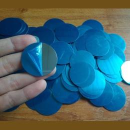 5 sztuk/partia 40x0.3mm 30x0.3mm metalowa płyta żelaza arkusz na magnes uchwyt na telefon komórkowy na magnetyczny uchwyt na tel