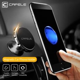 CAFELE 3 Style samochodowy magnetyczny uchwyt na telefon stojak na telefon w samochodzie Air Vent GPS uniwersalny uchwyt do ipho