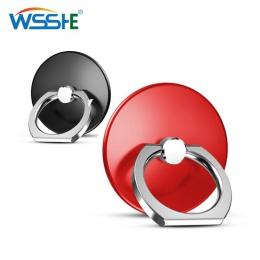 Stojak na telefon komórkowy w kształcie palców w kształcie koła uchwyt na telefon smartphony dla iphone 7 xiaomi mi8 5 plus komó