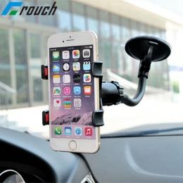Uniwersalny uchwyt samochodowy uchwyt na telefon komórkowy dla Iphone 7 6 s plus SE stojak wsparcie dla Samsung elastyczny uchwy