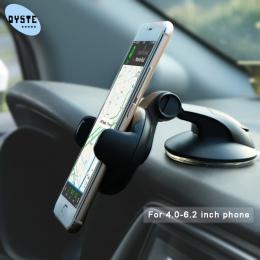 Suporte Porta Celular do Samsung dla iPhone Huawei Telefon komórkowy Soporte Movil Auto stojak na Telefon komórkowy uchwyt samoc
