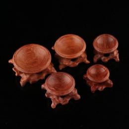 Trwałe oddział kwasu stojak na drewno podstawa do kryształowej kuli kula Globe kamień kryształ uchwyt na piłkę wystrój domu