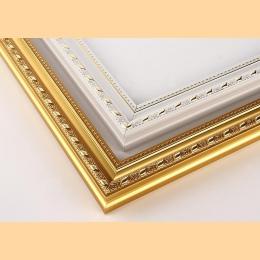 Nowy Diy out rama niedokończone drewniane nosze 1 sztuk diy obraz olejny diament mozaika gruba ramka do drewna malowidło na ścia