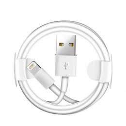 1 m 2 m 3 m ładowarka z kablem USB dla iPhone 7 8 Plus X XS Max XR szybkie ładowanie USB do transmisji danych kabel dla iPhone 5