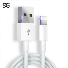 Kabel USB do transmisji danych dla iphone'a szybka ładowarka kabel do ładowania dla iPhone 7 8 Plus X XS Max XR 5 5S SE 6 6 S Pl