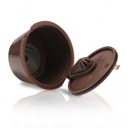 Nowy typ wielokrotnego napełniania do kawy Dolce Gusto kapsułki Nescafe Dolce Gusto wielokrotnego użytku kapsuła do napełniania