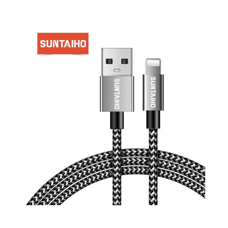 Suntaiho kabel USB do oświetlenia kabel do iphone 8 Plus XS