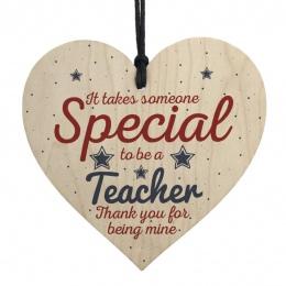 2018 nowy ręcznie wiszące upominek w kształcie serca dla nauczyciela pozostawiając obecny dziękuję ci prezenty 8.21