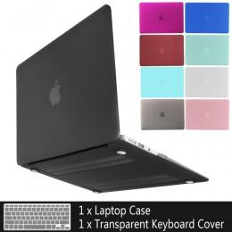 Nowe etui na laptopa dla APPle MacBook Air Pro Retina 11 12 13 15, mac, książka, 15.4 13.3 cal z dotykowym bar z długim rękawem