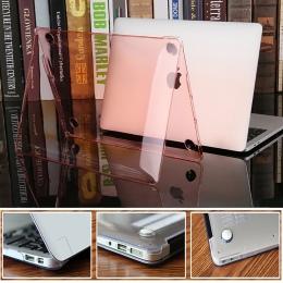 Kryształ twardy osłonka laptopa etui na Macbooka Air Pro Retina 11 12 15 13.3 cal pasek dotykowy ID dla MacBook nowy Air 13 a193