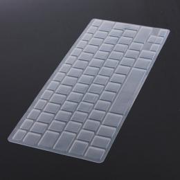 Nowy ue klawiatura silikonowa pokrywa skórka na laptopa Notebook Protector dla Apple dla Macbook Pro 13 15 17 Air 13