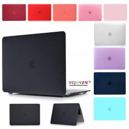 Etui na laptopa dla Apple MacBook Air Pro Retina 11.6 12 13.3 15.4 cal dla macbook nowy Air 13 Pro 13 15 cal z ekranem dotykowym