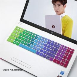 2017 nowy 15 15.6 cal Notebook osłona na klawiaturę laptopa Protector skóry dla HP ENVY X360 15-bd001TX PAVILION 15-CB073TX/CB07