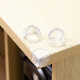 4 sztuk/partia dziecko osłona zabezpieczająca rogu tabeli silikonowy brzeg Pokrywa ochronna dla dzieci Anticollision Edge osłony